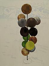Neal Tait, British b.1965- ''Untitled'', 2000; oil