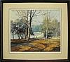 George William Bates CSMA FCA, British/Canadian, George Bates, Click for value