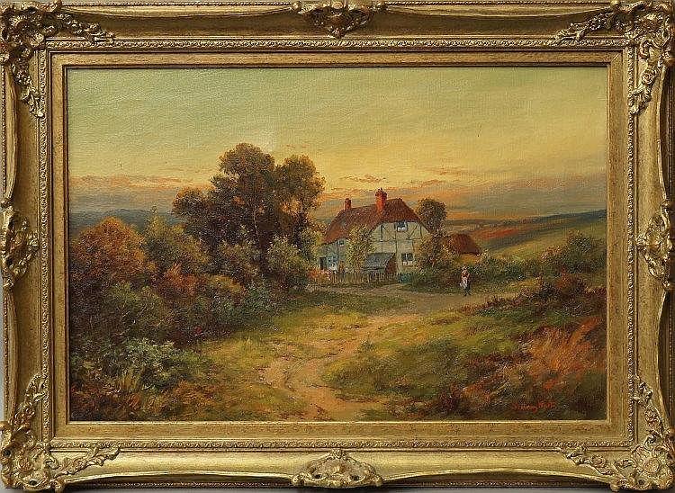 Sidney Watts, British, late 19th/early 20th centur
