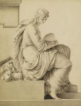 Attributed to Giovanni Battista Cipriani RA
