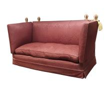 A large Knoll sofa