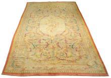A European Savonnerie design carpet in Louis XIV style