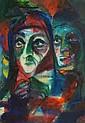 Will Sohl, German 1906-1969-