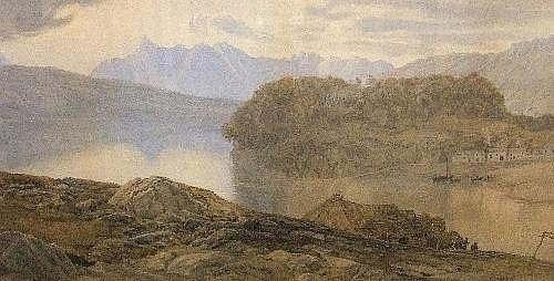 Sir John Charles Robinson, British 1824-1913- Loch