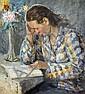 Follower of Vasili Levi, Russian 1878-1953/4-, Vasili Levi, Click for value