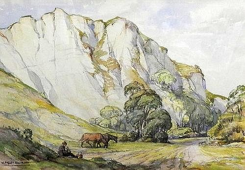 William Ongley Miller, British b.1883-