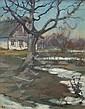Circle of Vasili Levi, Swedish 1878-1954, Nordic, Vasili Levi, Click for value