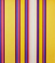 Derek Hirst. British 1930-2006- . Untitled, 1975; . oil on canvas, 127 x 102