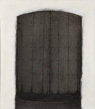 Derek Hirst. British 1930-2006- . Monument to Jaime Isern, 1962; . cryla and
