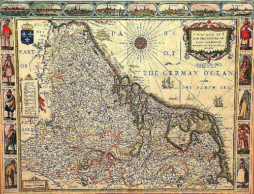 John Speede, British 1552-1629-
