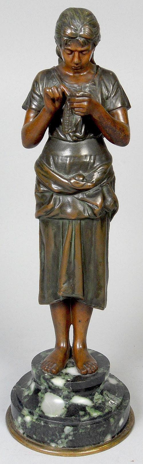 Alphonse De Tombay (1843-1918), a full length
