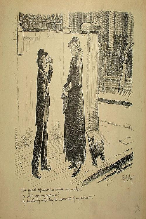 Violet Brunton RMS 1878-1951- Two women;