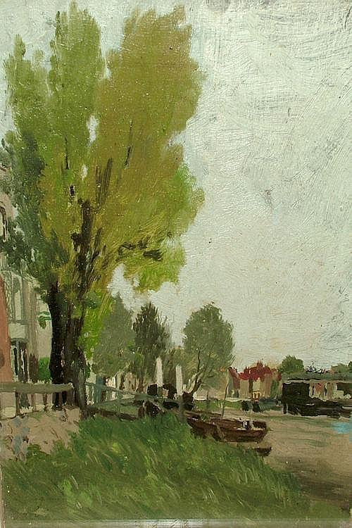 Edgar L Pattison b.1872 exh 1906-1935