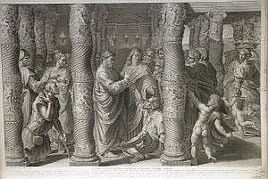 Sir Nicolas Dorigny 1657-1746