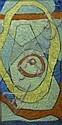 Nina Hosali 1898-1987- Untitled abstract forms;