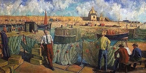 James Torrington Bell, British 1898-1970 exh