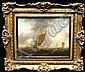 William Anderson, British 1757-1837- Shipping off, William  Anderson , Click for value