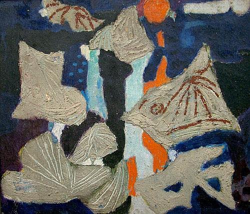 Enrico Paulucci, Italian 1901-1999-
