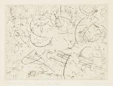 Carl Buchheister, German 1890-1964- Komposition Jaerve, 19