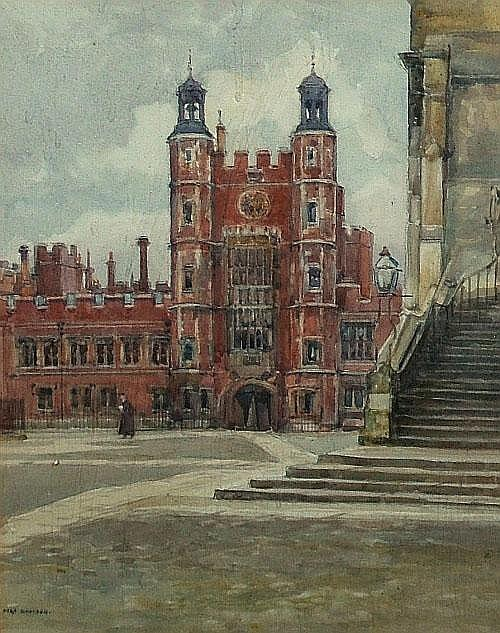 Nora Davison fl.1881-c.1905- Eton College