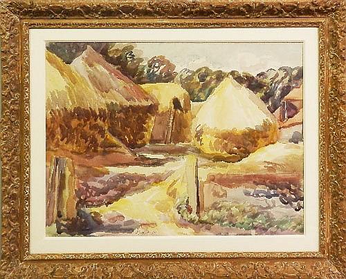 Duncan James Corrour Grant LG, Scottish 1885-1978-