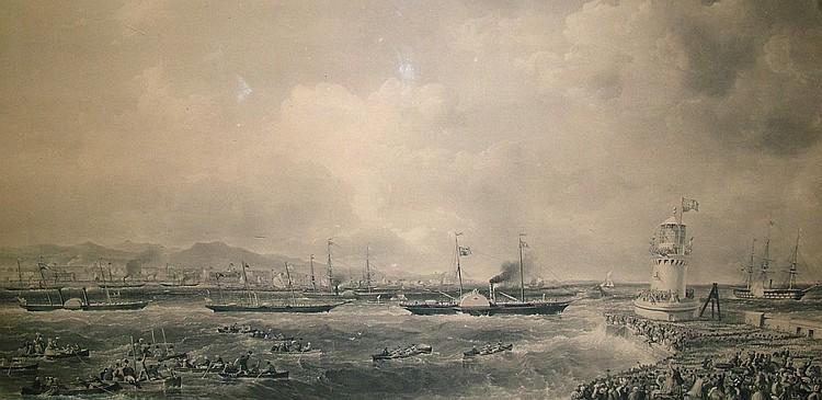 Charles Sim Mottram RBA 1807-1876 exh 1880-1919-