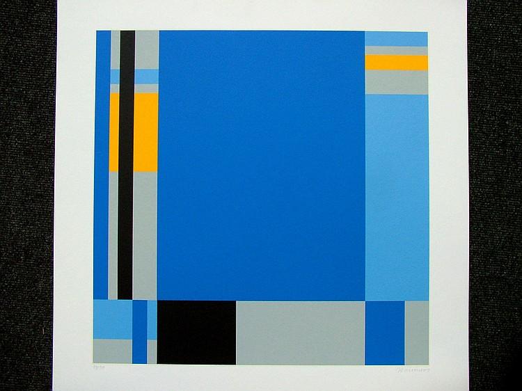 Jo Niemeyer, German b.1946-