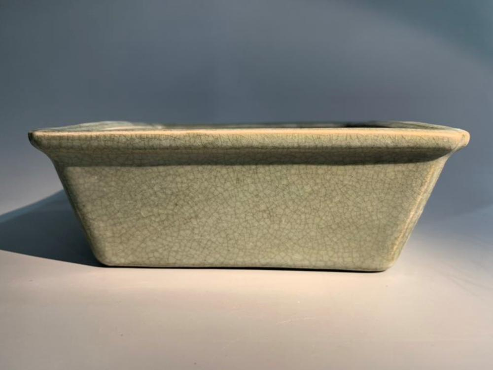 Antique Chinese Celadon Planter