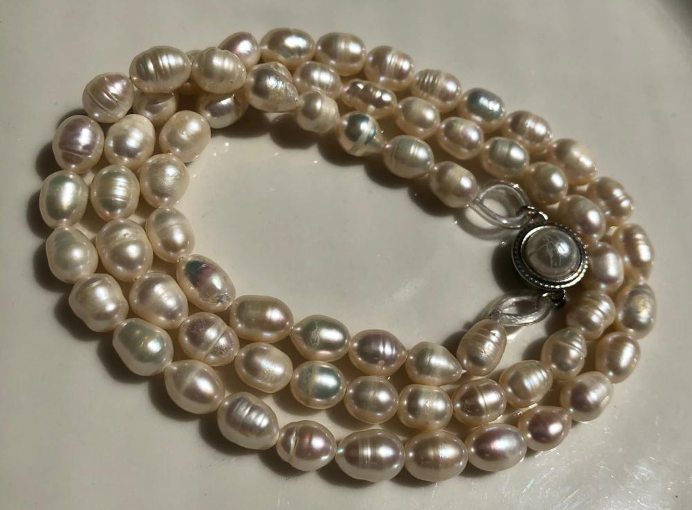 Vintag Pearl Necklace