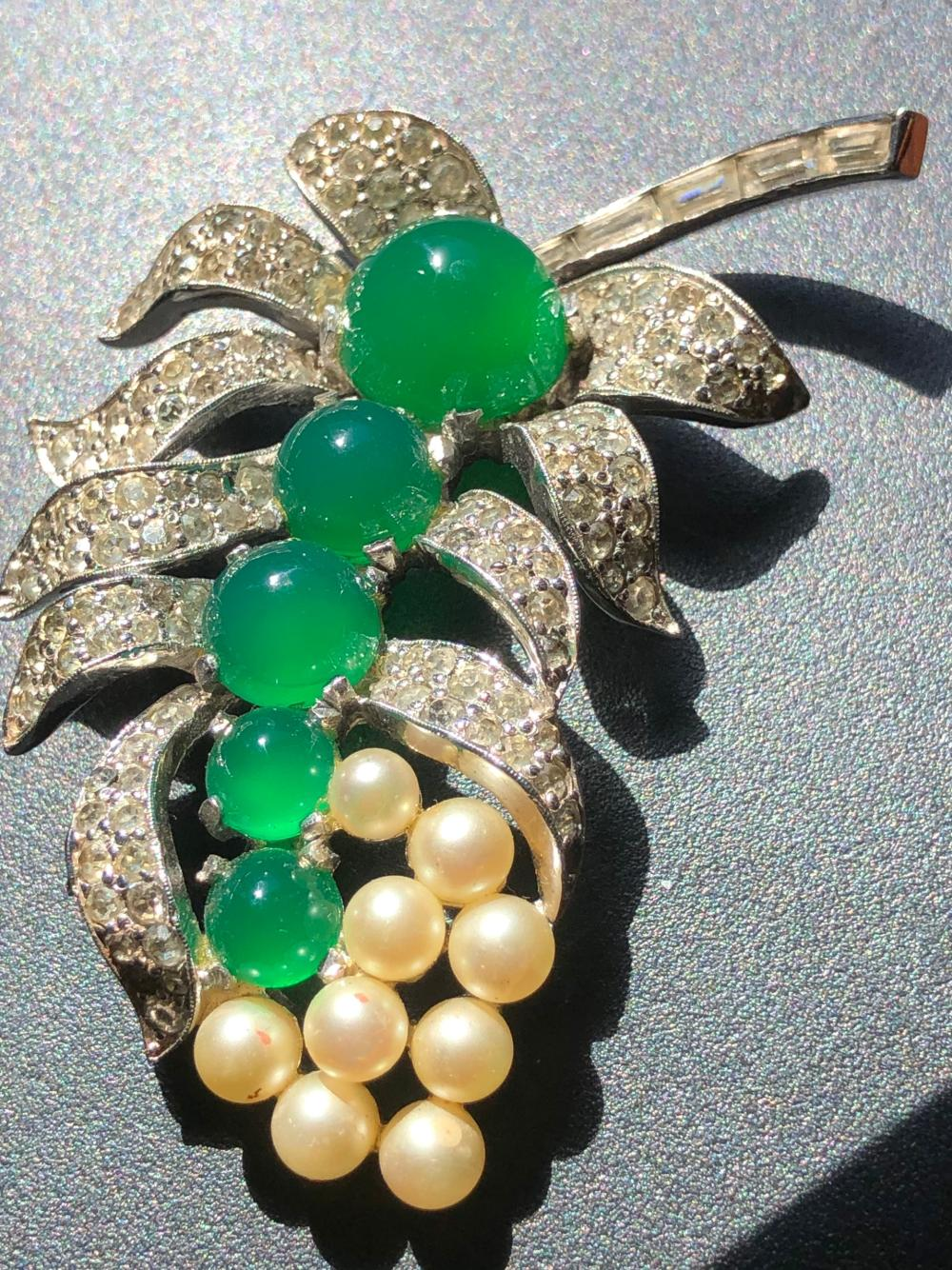 Vintage Brooch Pin