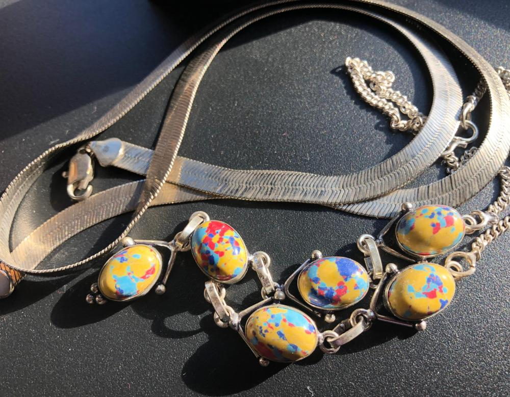 Vintage Two Necklaces