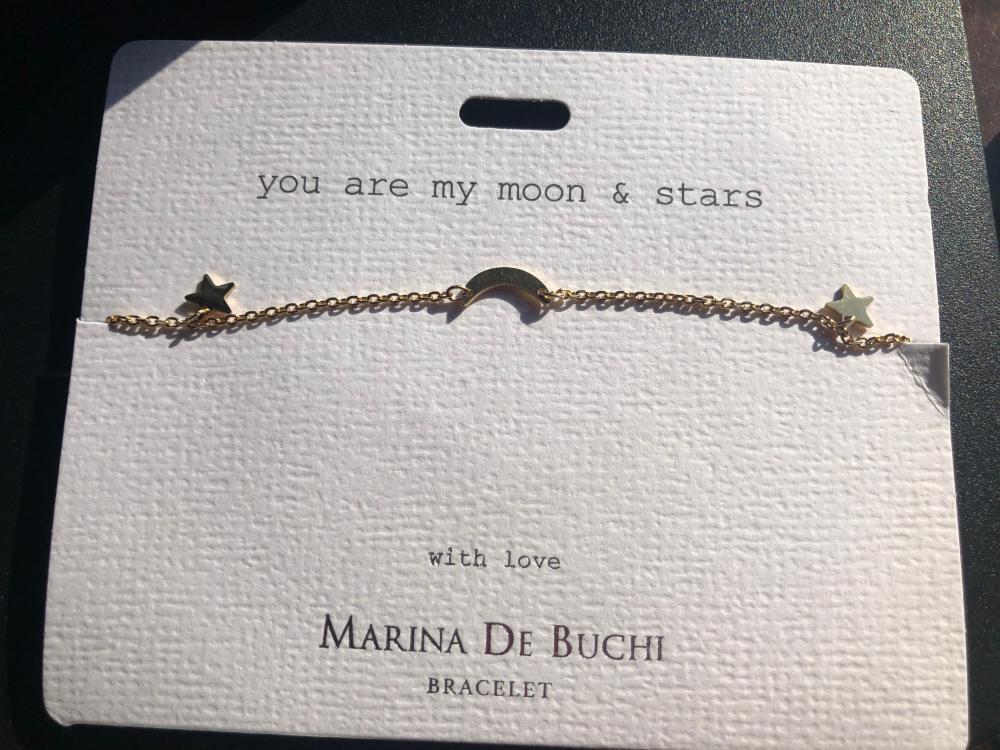 Marina De Buchi Gold Plated Bracelet