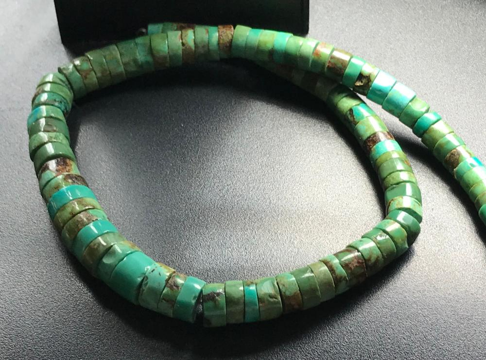 Antique Turquoise Necklace