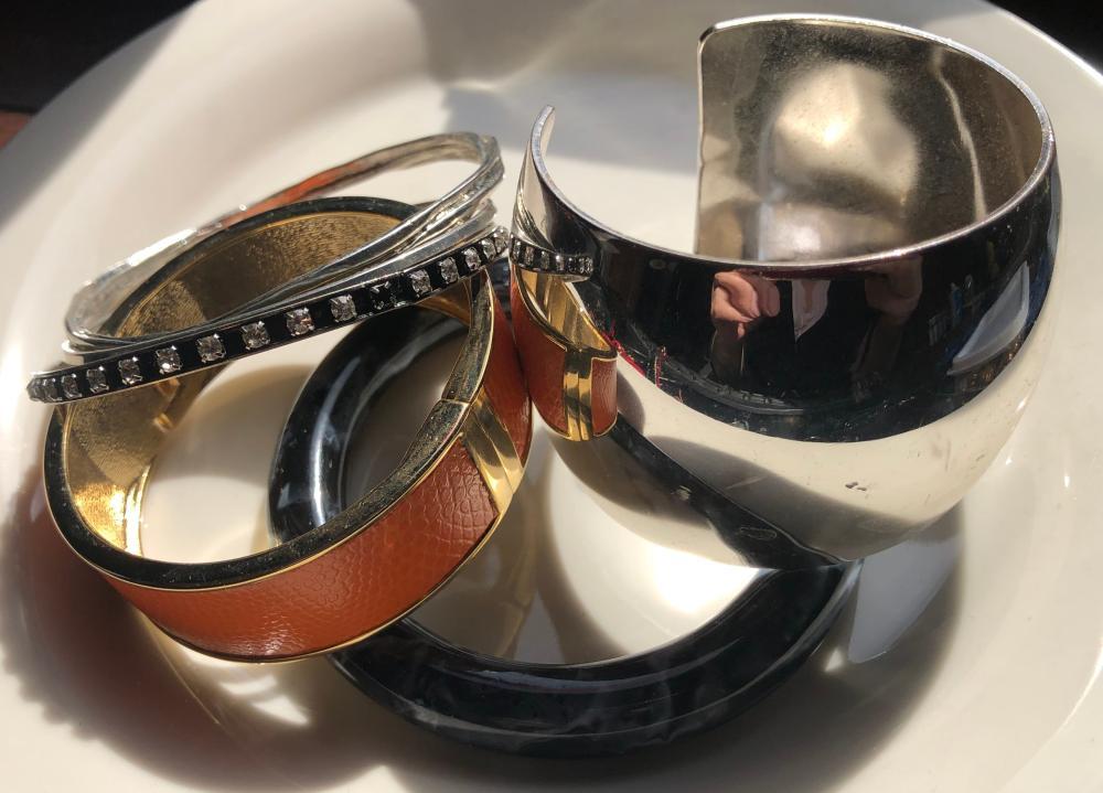 Group of Bracelets