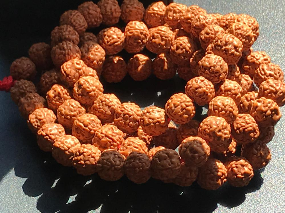 Vintage 108 Buddha Prayer Beads