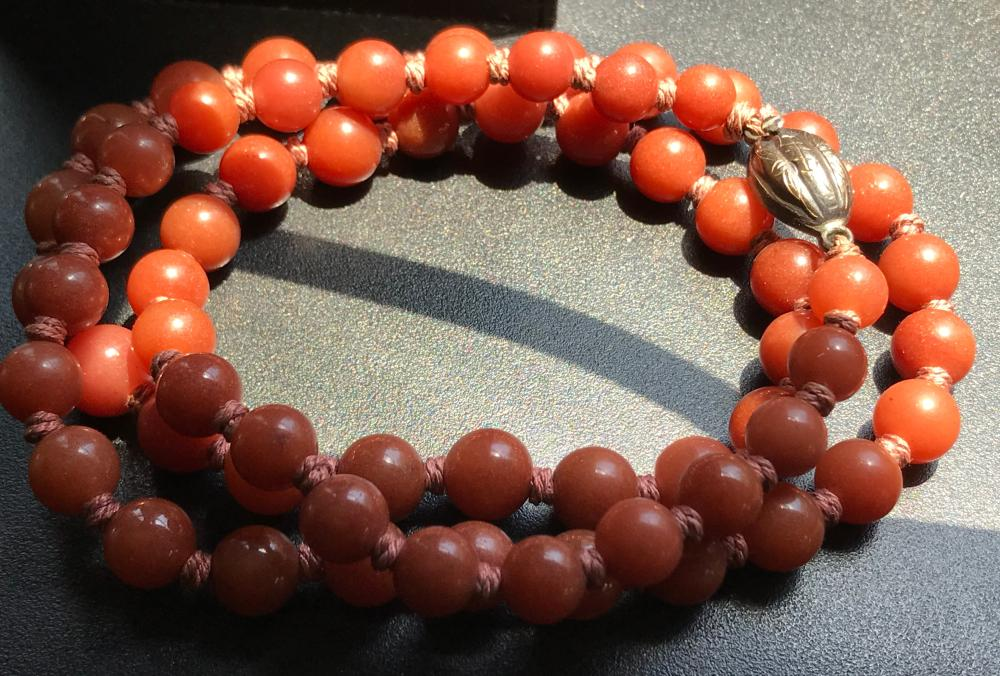 Vintage Beads Necklace