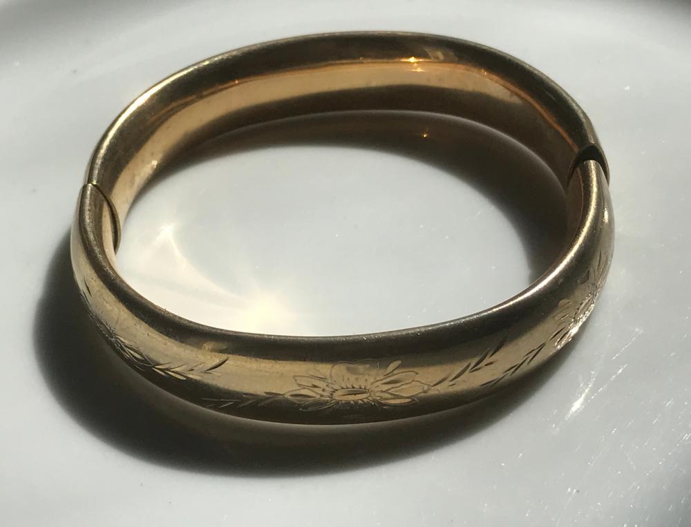 12K GF Bracelet