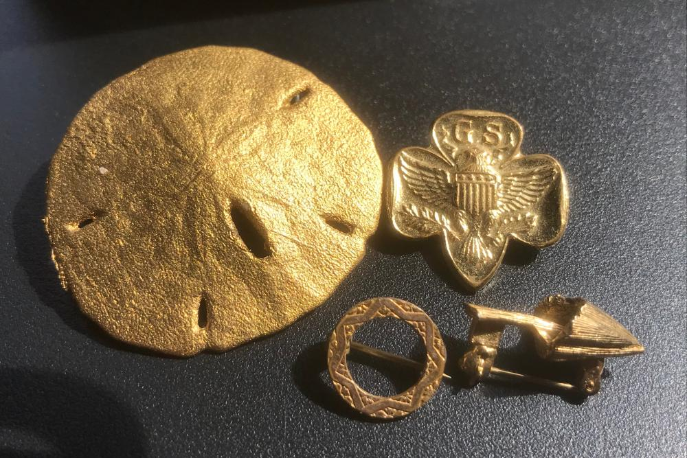 Group of Gold Filled Jewelry