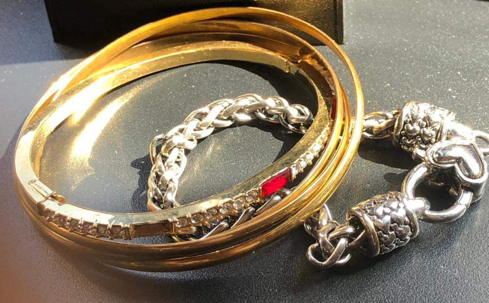 Vintage Four Bracelets