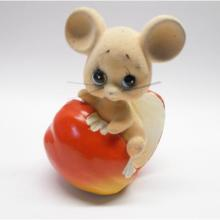 Bobble Head Mouse Bank