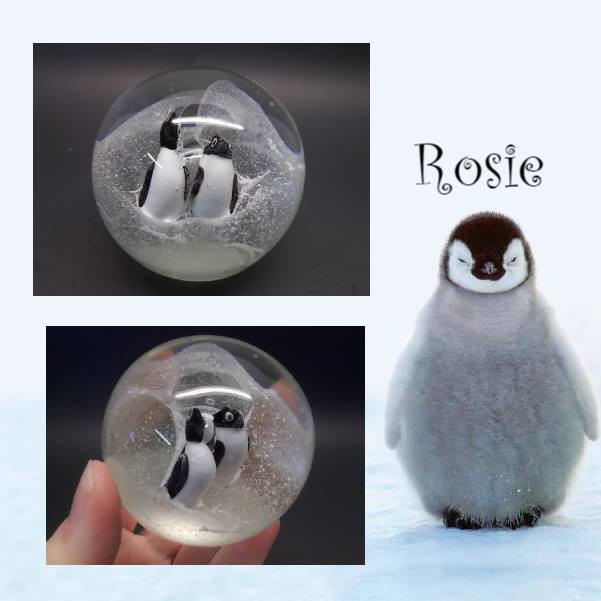 Penguin Paperweight