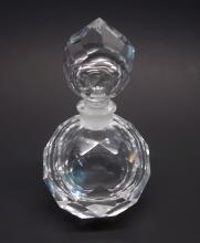 Vintage Crystal Perfume