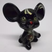 Fenton Susan Bryan Black Mouse ~