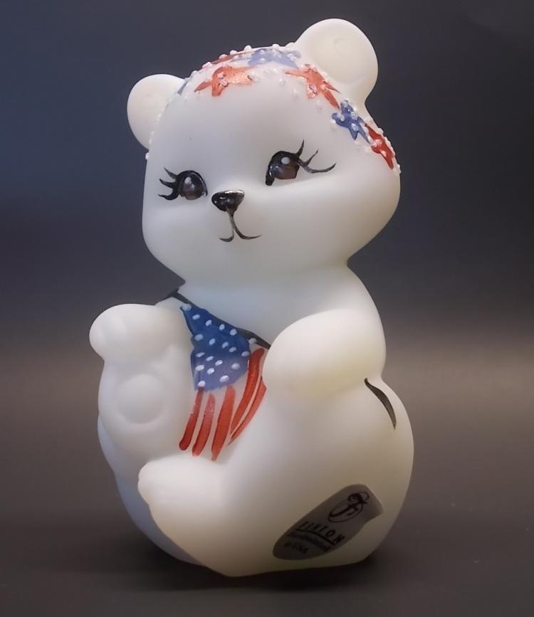 Fenton Patriot Bear