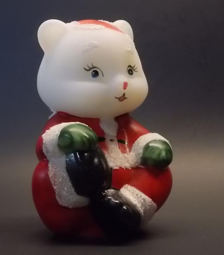 Fenton Santa Bear