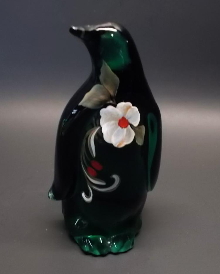 Fenton Green Penguin