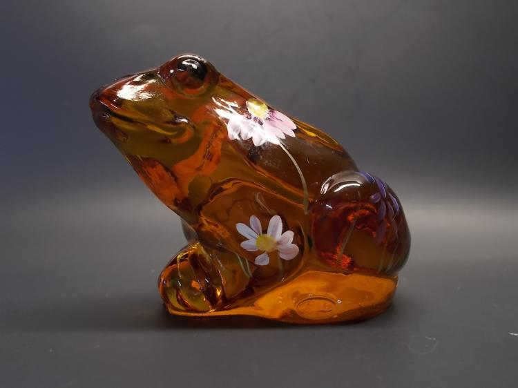 Fenton ~ M Young signed Amber Fro