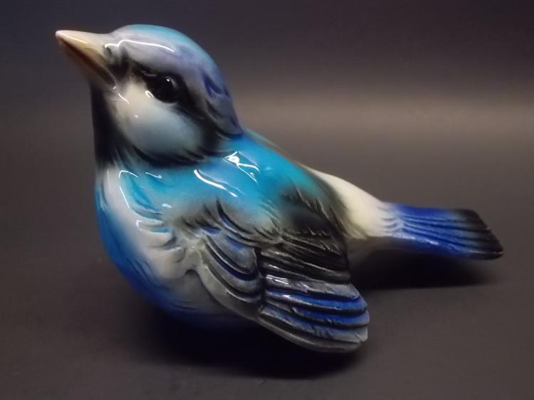 Vintage Goebel Blue Bird