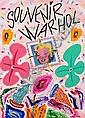 Bruno Donzelli Napoli 1941 Souvenir Warhol Tecnica, Bruno Donzelli, Click for value