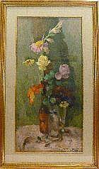 Teonesto Deabate 1898 - 1981 Natura morta con